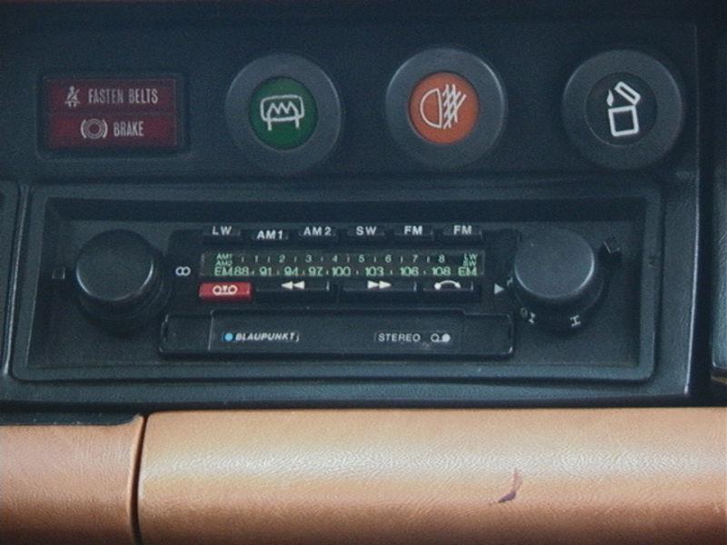 Stock 1977 911s Radio Pelican Parts Technical Bbs