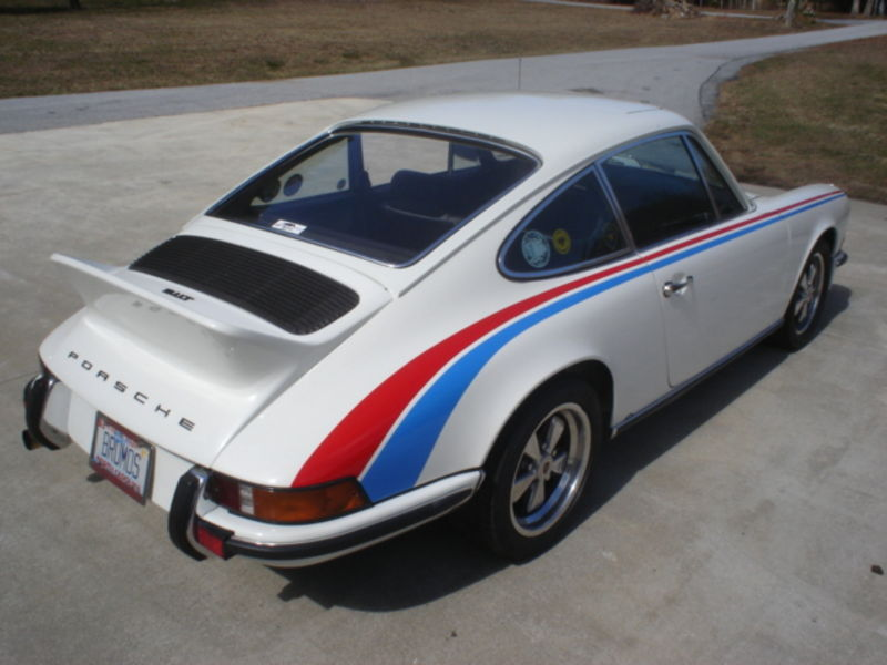 1973 Brumos Porsche 911 Pelican Parts Technical Bbs