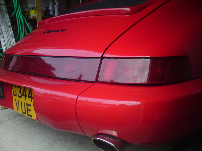rear lights and reflector refresh - Pelican Parts Forums