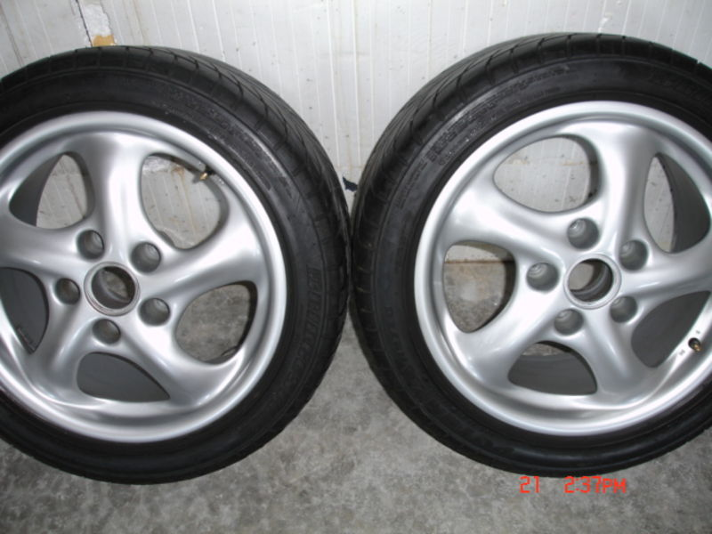 17 Porsche 911 996 986 Wheels And Tires Pelican Parts