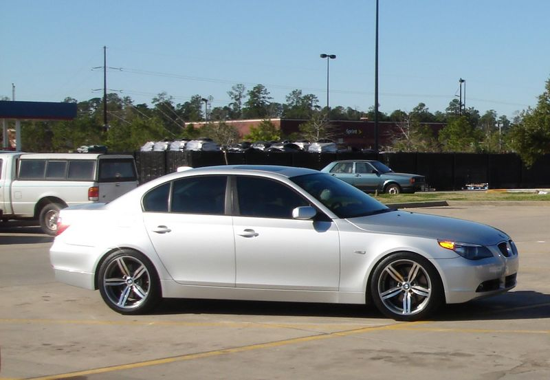 In Sacramento Area Looking For M5 Rims For E60 Or Like Style