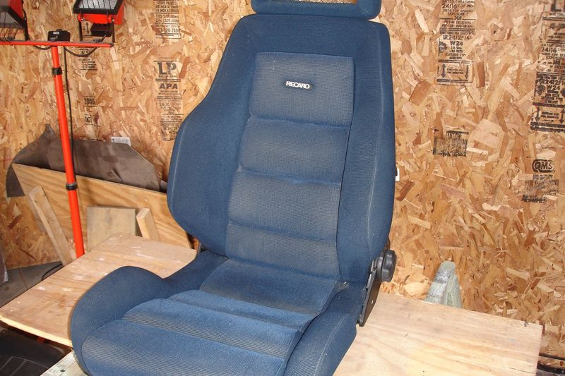 recaro seat for sale pelican parts technical bbs. Black Bedroom Furniture Sets. Home Design Ideas