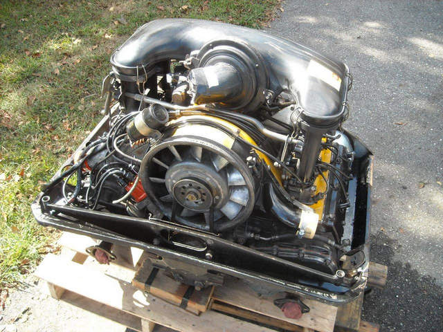 1972 2 4 liter m f i 911 engine for sale pelican