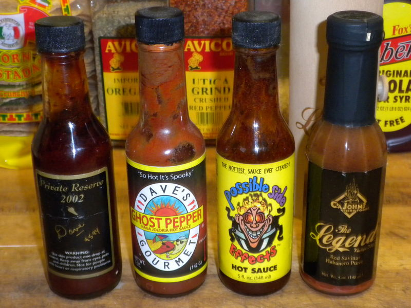 i hit my personal Scoville limit! - Pelican Parts Forums