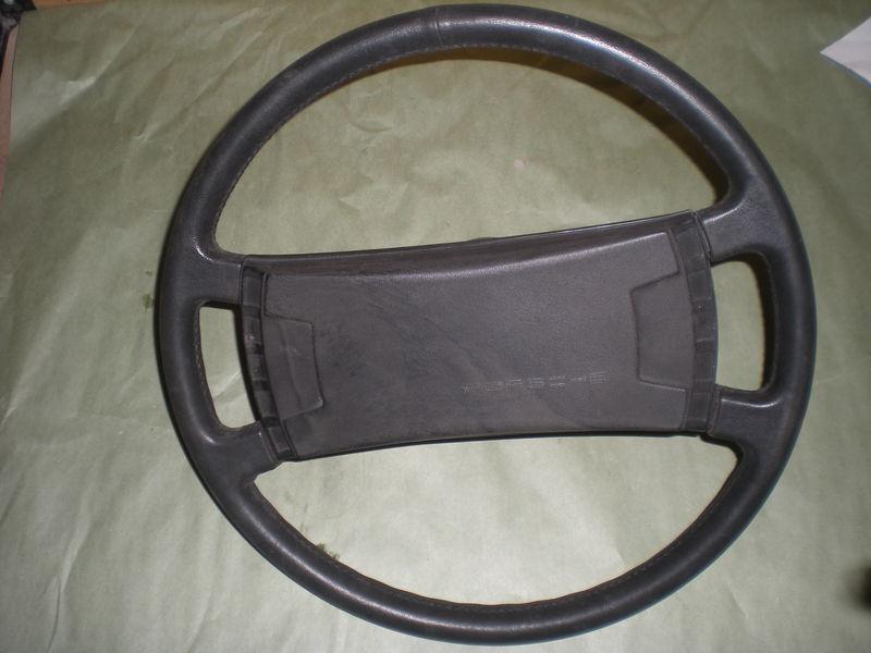 Porsche 911 Steering Wheel 1974 78 Pelican Parts Forums