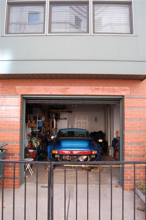 My Urban Garage Project The Garage Journal Board