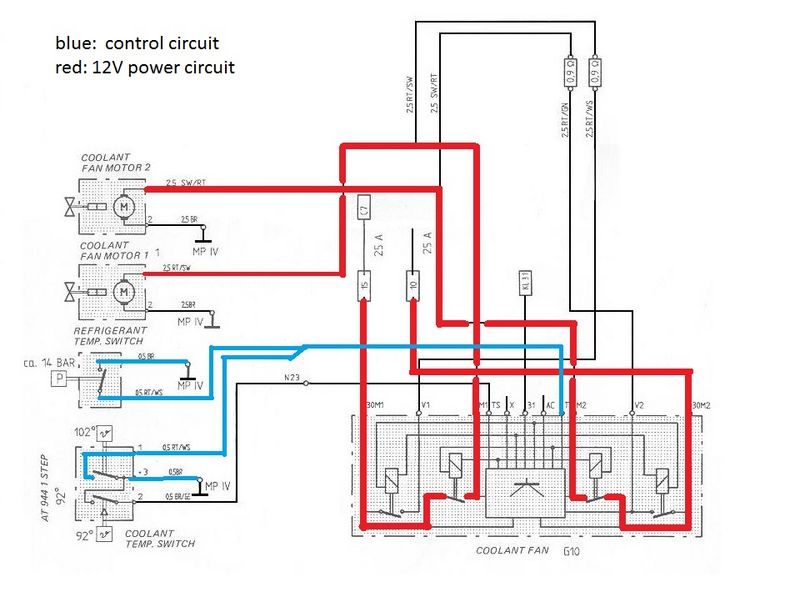 964 fuse box relay pelican parts technical bbs get free image about wiring diagram