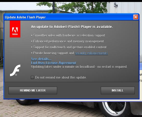 how to turn off adobe updater