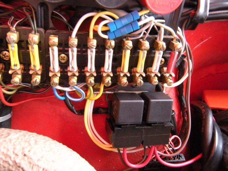 JWest headlight relay kit question - Pelican Parts Forums