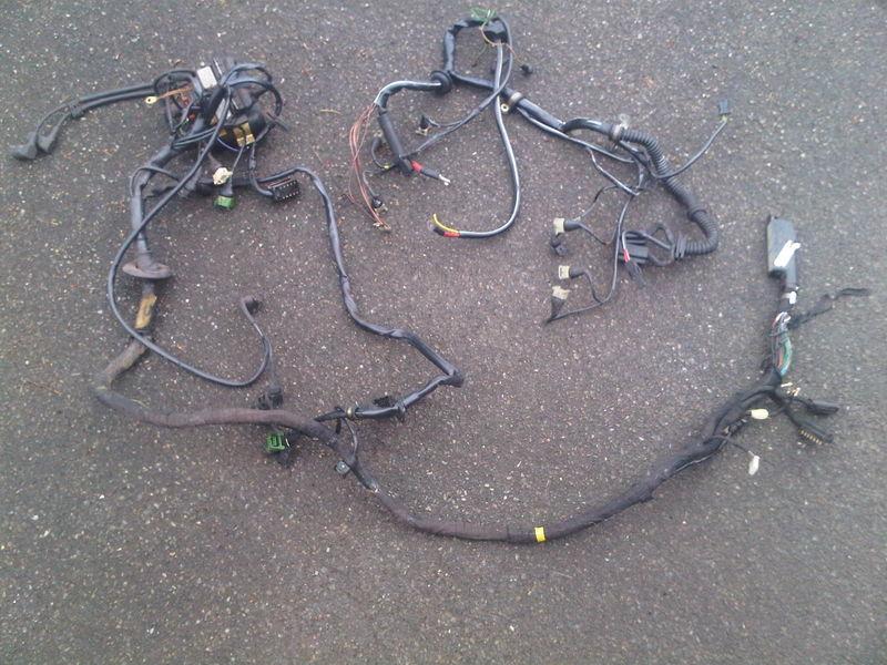 porsche 964 wiring loom wiring diagram for light switch u2022 rh lomond tw Model A Wiring Harness Model A Wiring Harness