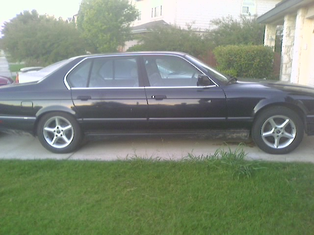 two bmw 750il for sale in san antonio pelican parts forums. Black Bedroom Furniture Sets. Home Design Ideas