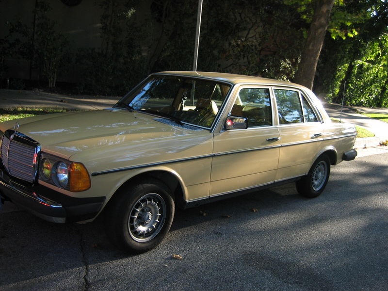1982 Mercedes 300d Turbodiesel Pelican Parts Technical Bbs
