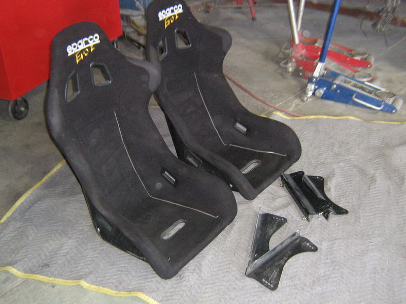 Fs Two Sparco Evo 2 S Pelican Parts Forums