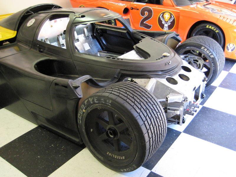Wtb Dauer 962 Front Splitter 94 Le Mans Pelican Parts
