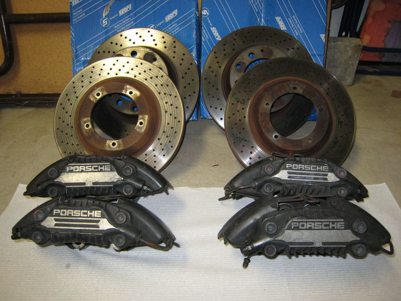 Brakes For Sale >> 930 Brake Calipers And Rotors For Sale Pelican Parts Forums