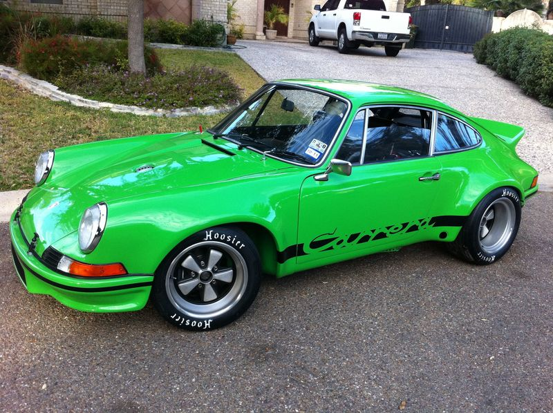 Pelican Parts 911 Forum >> Show us your green machines! - Page 10 - Pelican Parts Forums