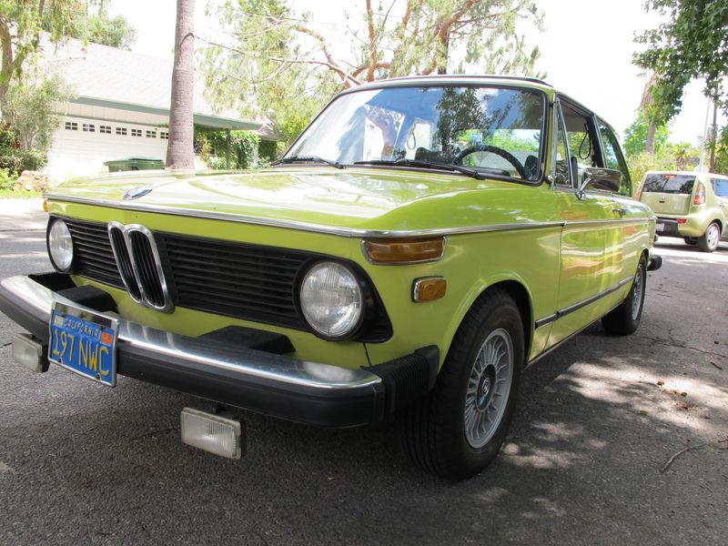 1976 Bmw 2002 Classic Automobiles