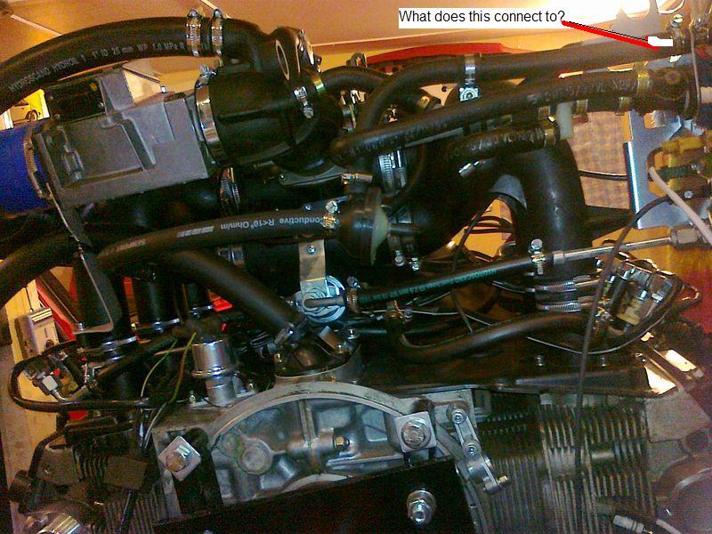 Brake booster & vacuum lines 964 - Pelican Parts Forums