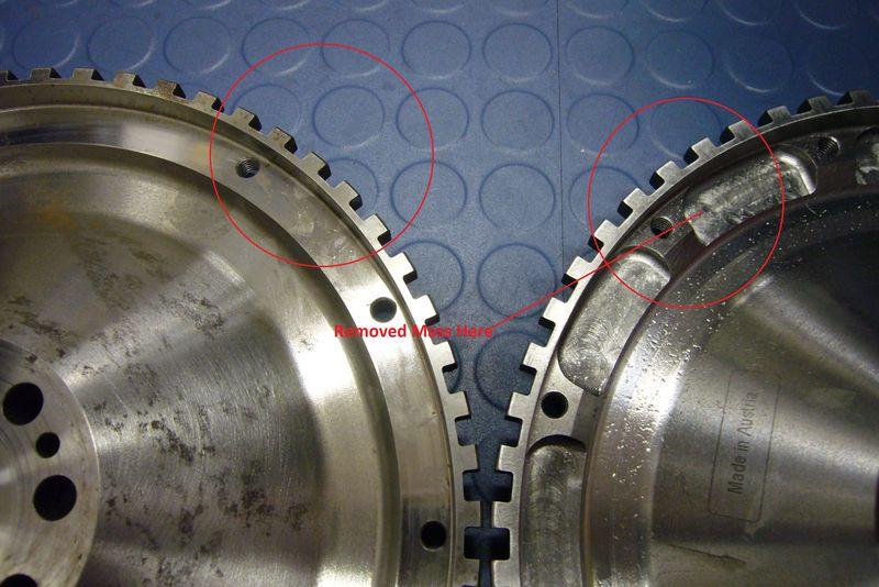 964 997 Gt3 Rs Flywheel Comparison Pelican Parts