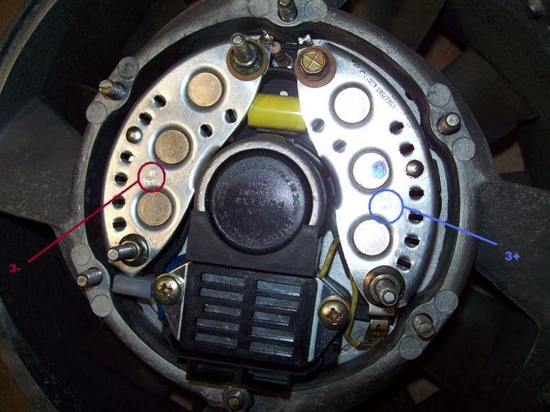 Porsche Alternator Wiring Schematic Diagram Download