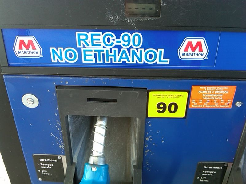 Non Ethanol Gas Near Me >> Ethenol Free Gas Can You Get It In California Page 3