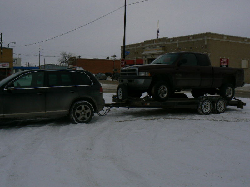 2014 Ford Explorer Towing Capacity >> Cayenne Towing? - Pelican Parts Technical BBS