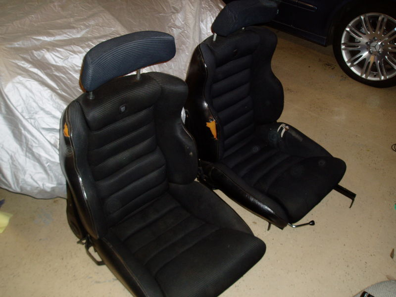 Scheel Mann Sport Seats For Sale Pelican Parts Technical Bbs