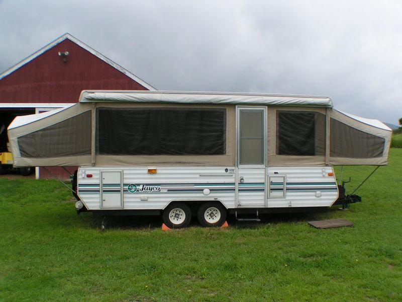 Parts Of A Camper : Jayco popup camper parts