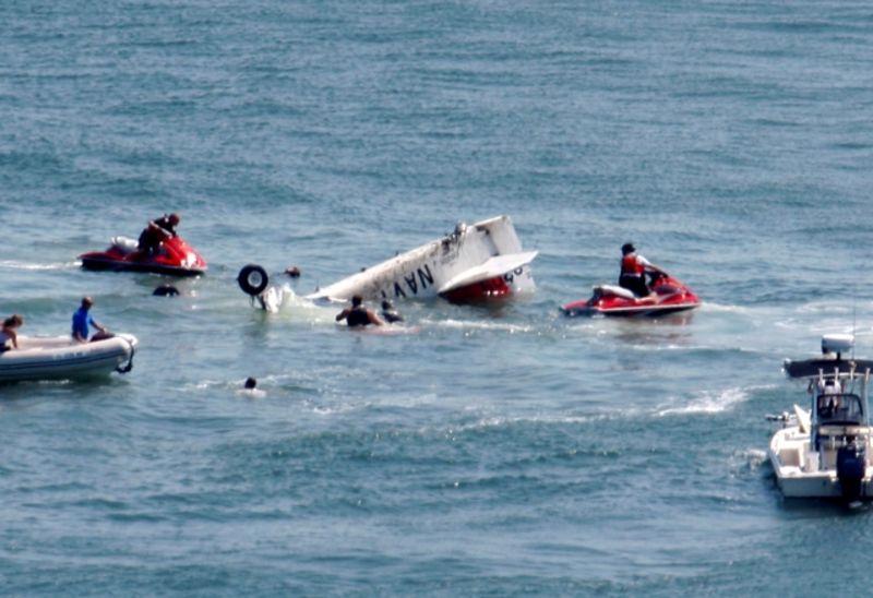 Plane Crash At St Pete Grand Prix Pelican Parts