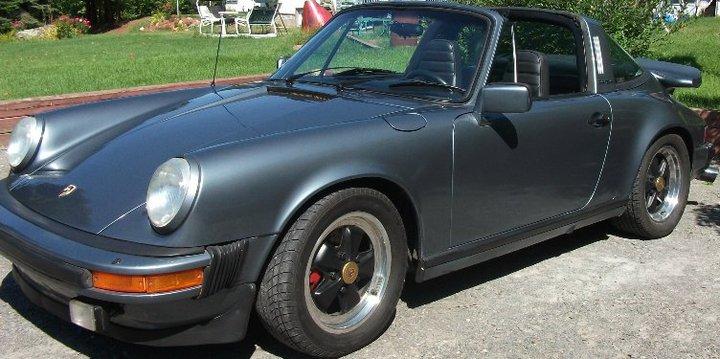 84 Porsche 911 Targa - Pelican Parts Forums