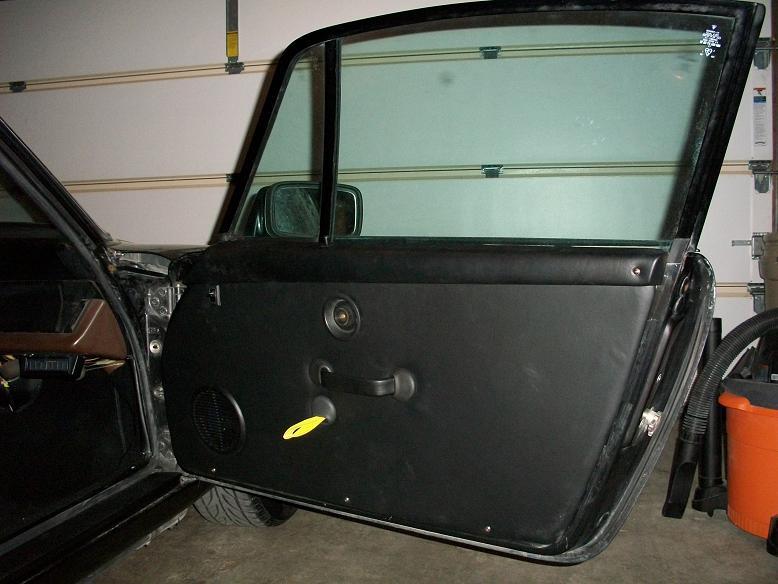 & 81 911 sc to rs style door panels - Pelican Parts Forums