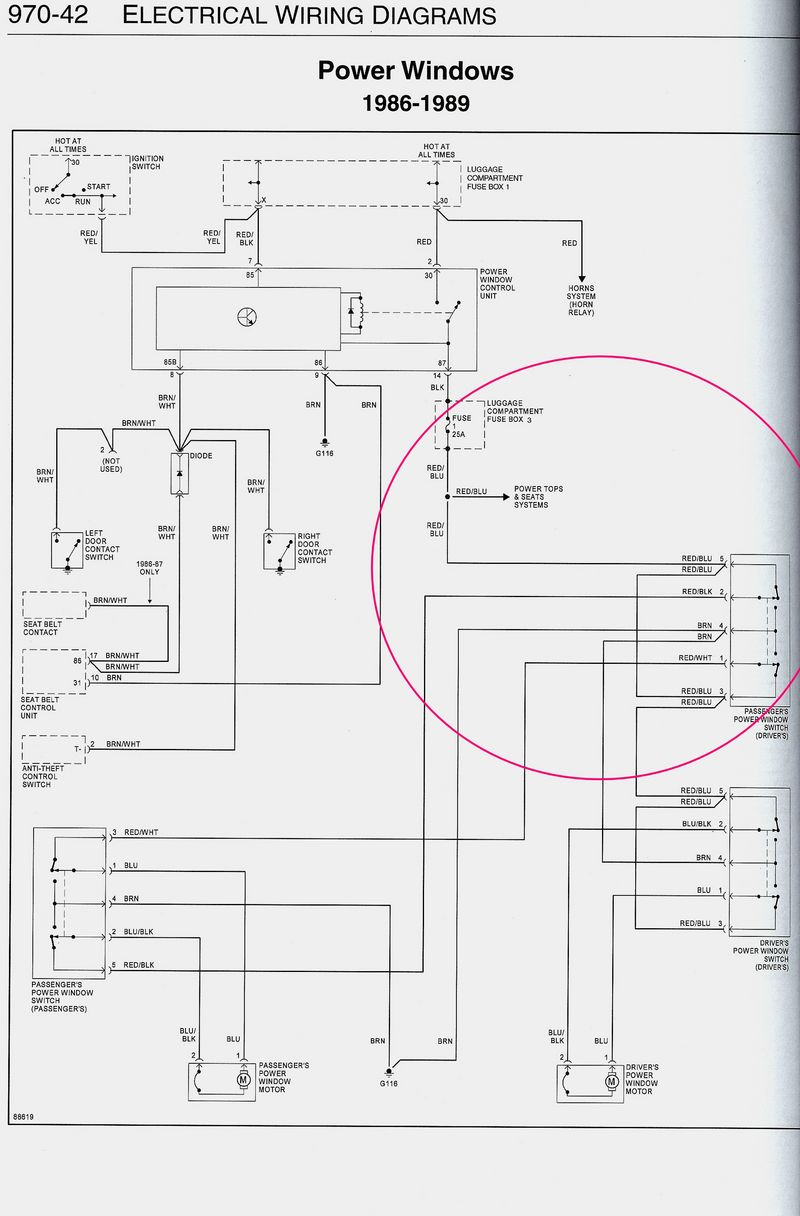 Porsche 911 Power Window Wiring Diagram Just Another Of 1987 Engine Failed Electric Windows 1982 911sc Pelican Parts Forums Rh Pelicanparts Com 1980 Safety