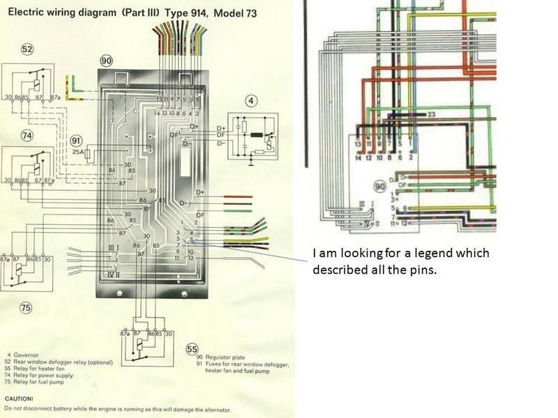 Porsche 914 Wiring Diagrams Porsche Free Wiring Diagrams – Porsche 914 Wiring Diagram