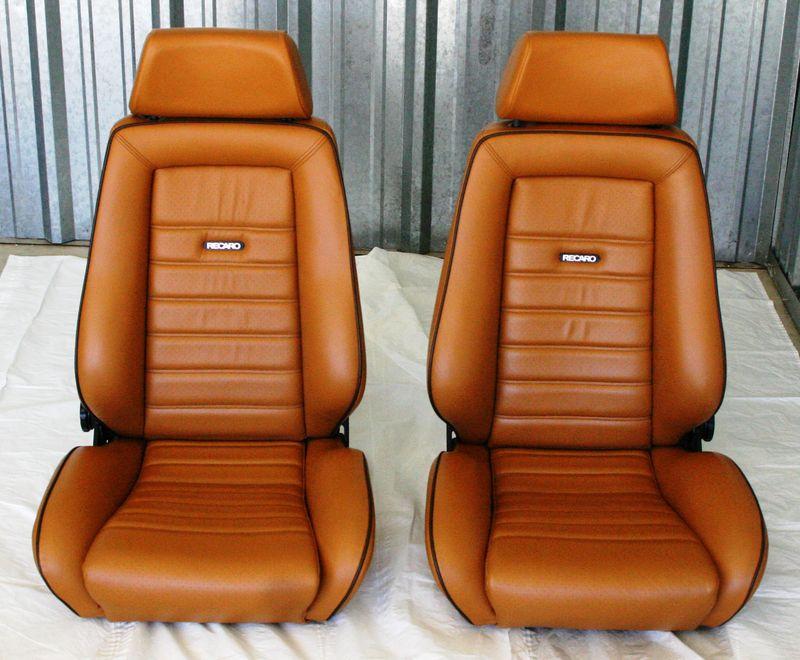39 73 Recaro Sport Seats Concours Restoration Pelican Parts Technical Bbs
