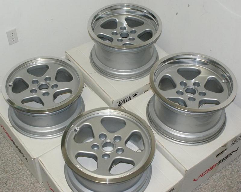 Ruf Speedline Wheels Fit Onto My 930 Pelican Parts Forums
