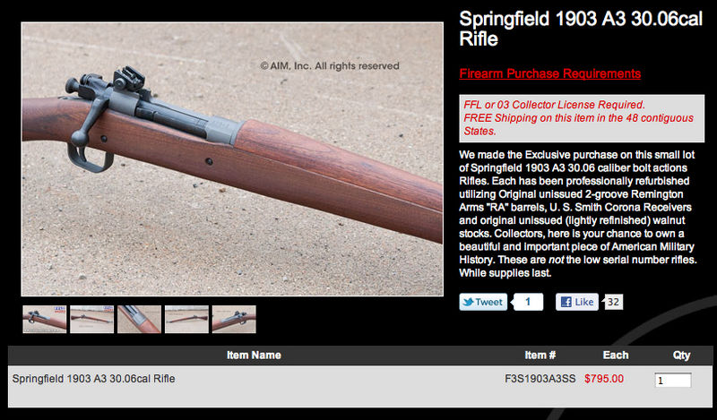 What to look for in a 1903A3 Springfield? - Pelican Parts Forums