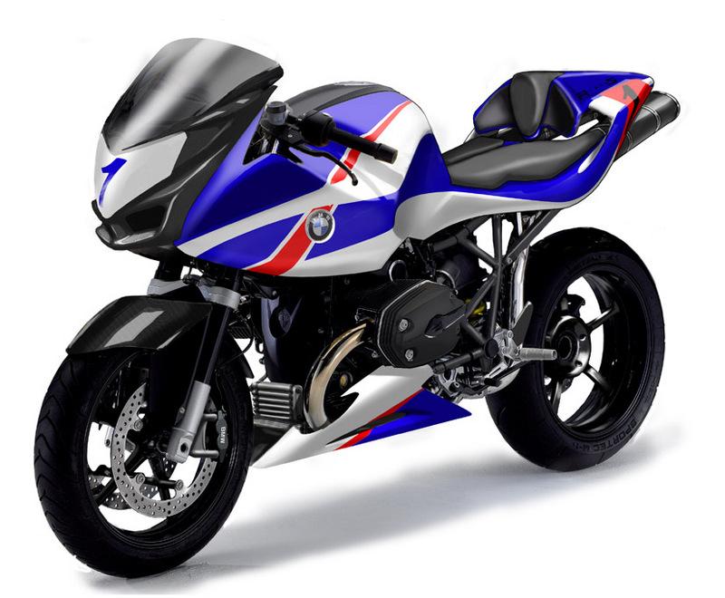 Moto Bmw R1200s 2007