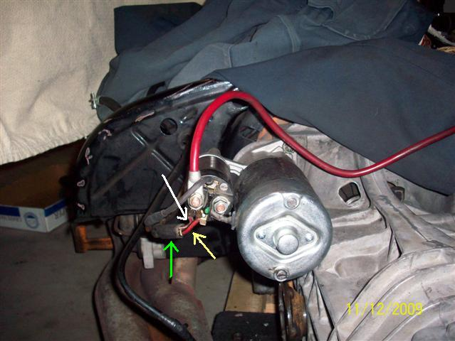 starter wiring question pelican parts forums porsche 914 transmission porsche 914 engine wiring #22