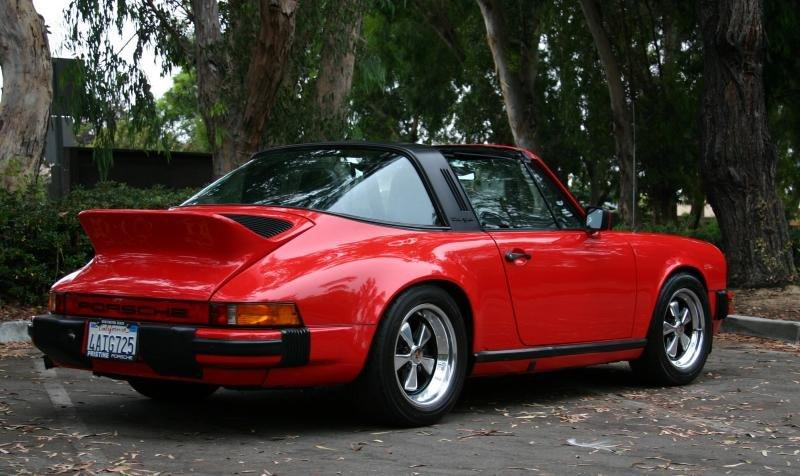 Duck Tail On A Targa Pelican Parts Forums