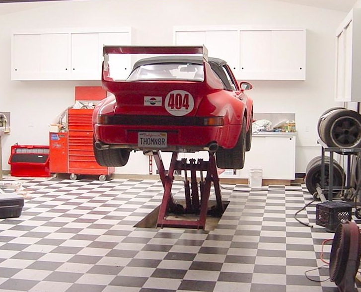 Choosing a lift for home garage rennlist porsche Lift for home garage