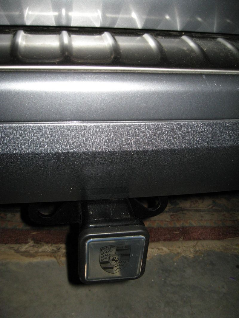 Trailer Hitch Question Pelican Parts Forums Porsche Cayenne Wiring Harness Now Anyone Have Photos Of The Install