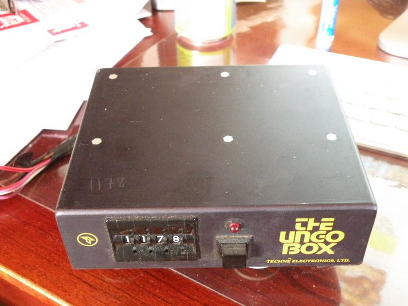 Ungo Box Mystery - Pelican Parts Forums Ungo Car Alarm Wiring Diagram on