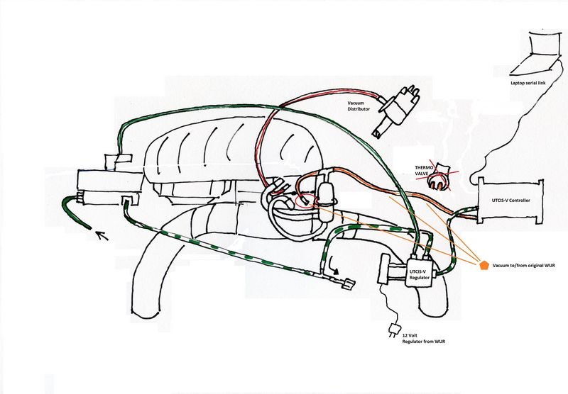 technical 1987 toyota corolla engine diagram