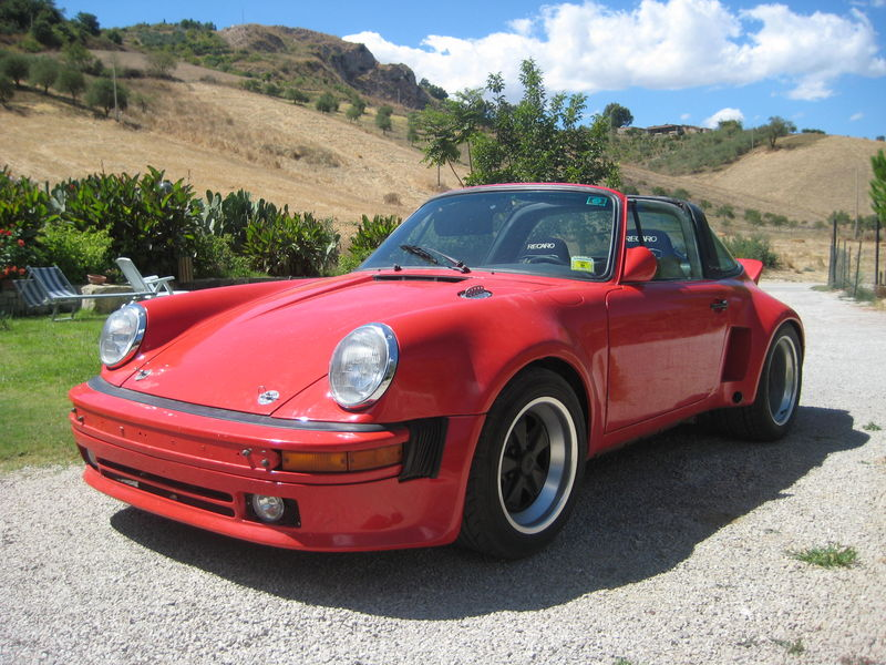 Duck tail on a Targa - Pelican Parts Forums