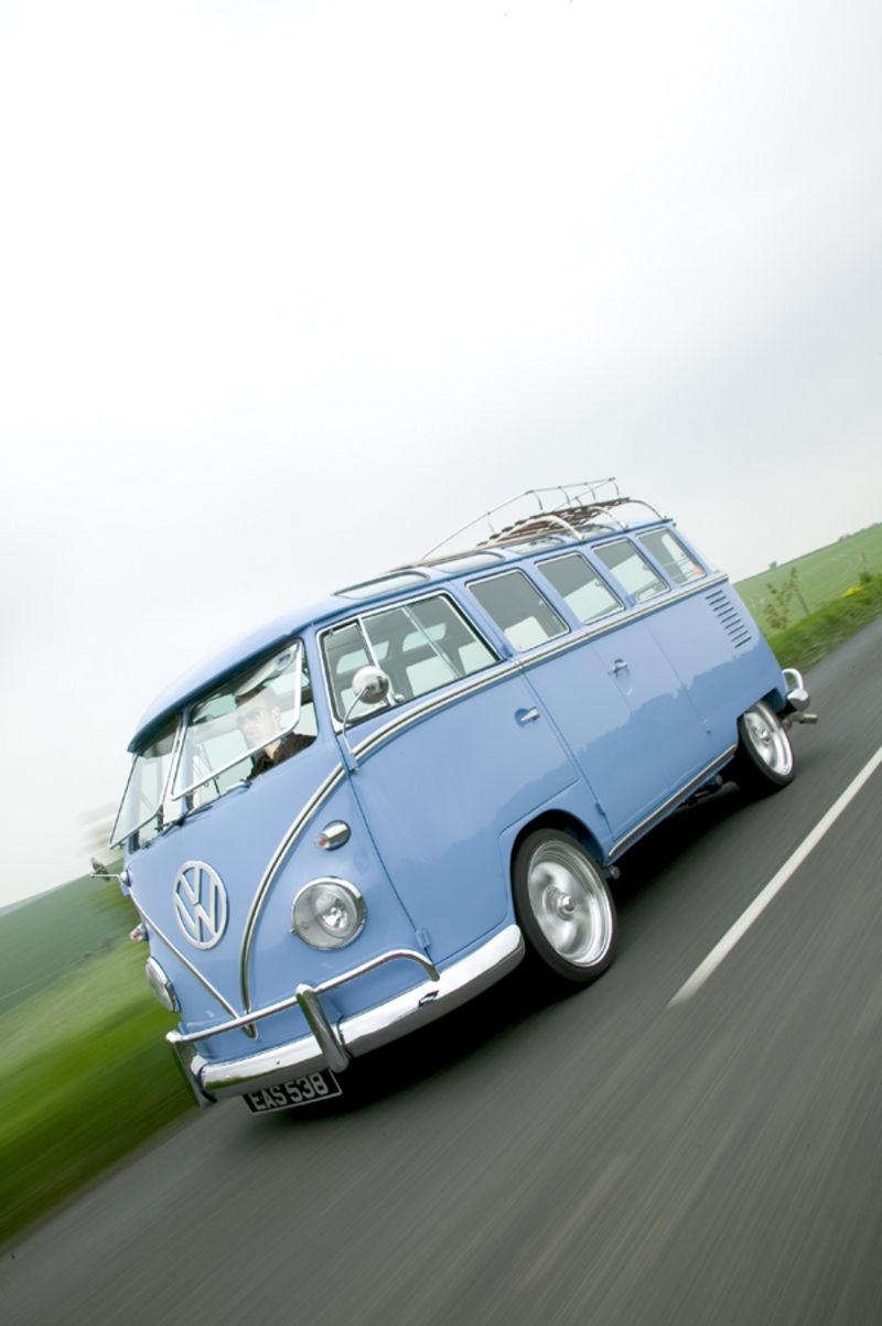 Porsche / VW Race Bus,