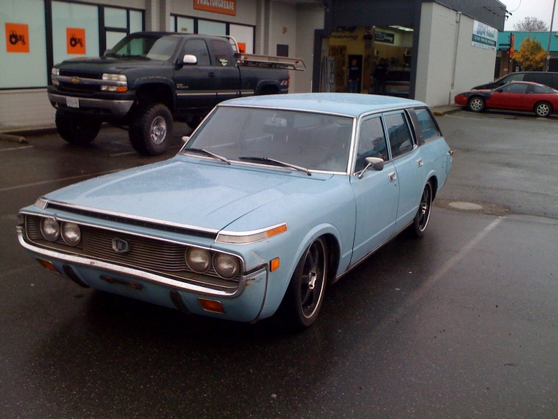 1980 Station Wagon