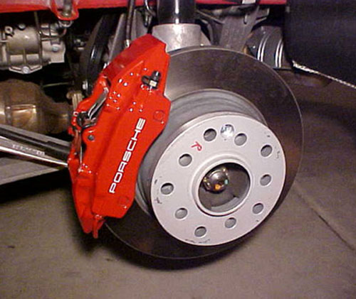994t 968 Calipers Porsche Sticker Pelican Parts
