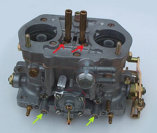 dellorto carb adjustments - Pelican Parts Forums