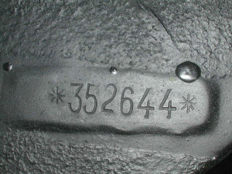 Porsche 912 VIN is this suspicious? - Page 2 - Pelican Parts