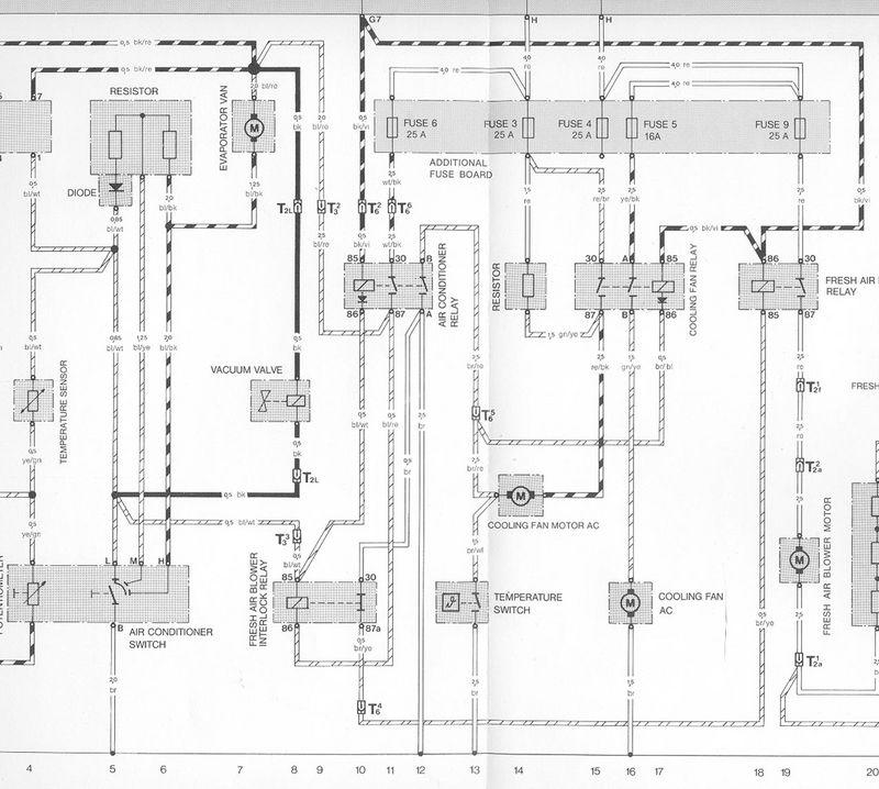 Early 944 Heater Blower Help
